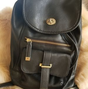 Mossimo black backpack